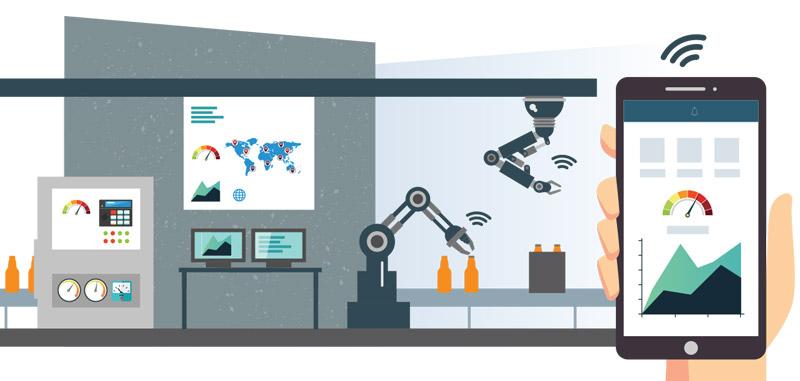 React Solutions zorgt voor het op afstand monitoren van de conditie van technische installaties. Met voorspellend onderhoud.