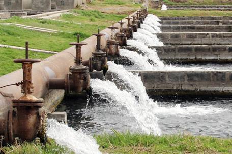 Grondwatermonitoring, overstorten en wateroverlast voorkomen