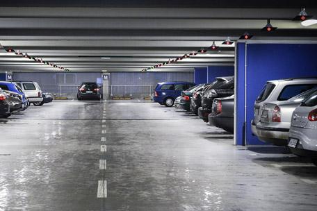 Gebouwbeheer parkeergarage