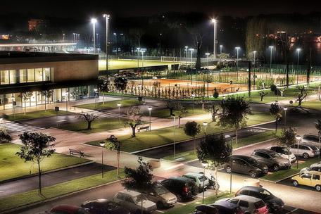 Parkbeheer verlichting management
