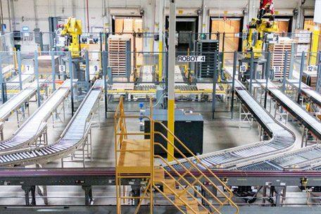 Meer rendement uit uw machine of fabriek